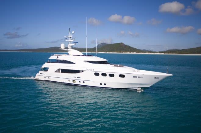 M/Y De Lisle III Yacht #2