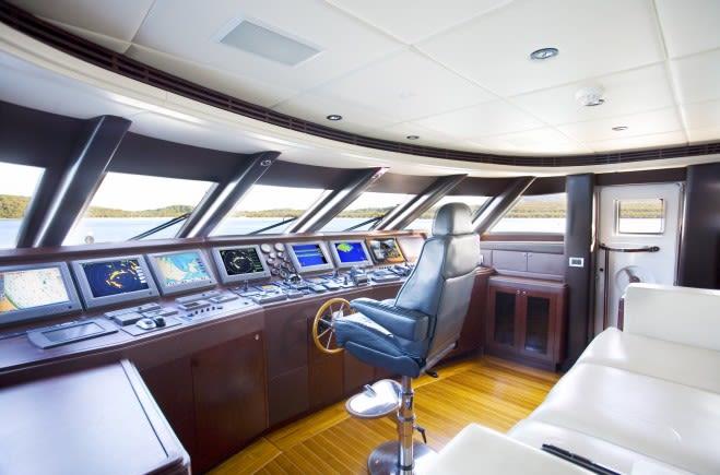 M/Y De Lisle III Yacht #28