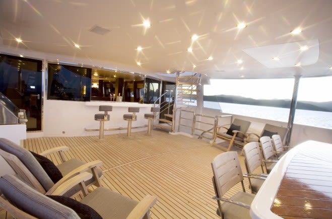 M/Y De Lisle III Yacht #13