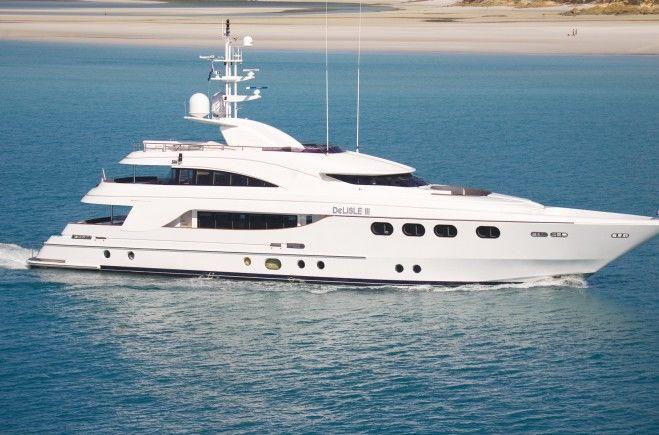 M/Y De Lisle III Yacht #1