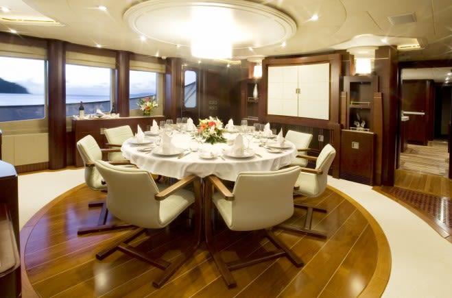 M/Y De Lisle III Yacht #16