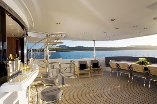 M/Y De Lisle III Yacht #12