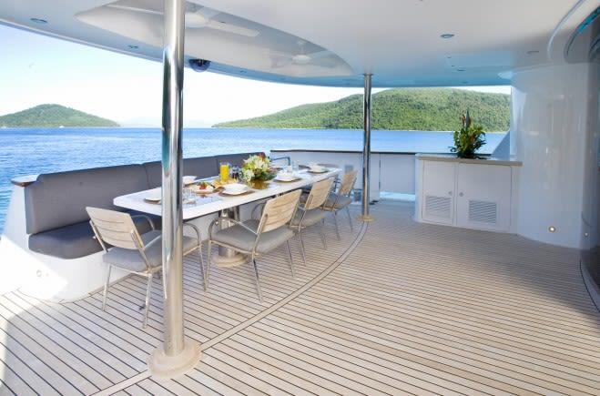 M/Y De Lisle III Yacht #11