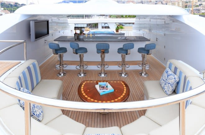 M/Y Sovereign Yacht #9