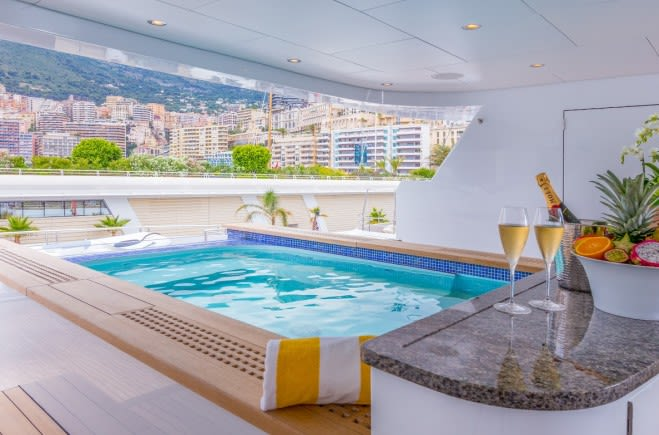 M/Y Sovereign Yacht #8