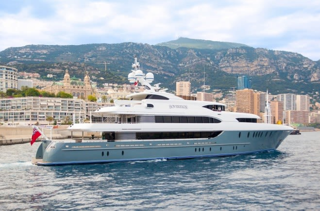 M/Y Sovereign Yacht #3