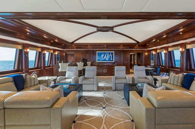 M/Y Sovereign Yacht #12