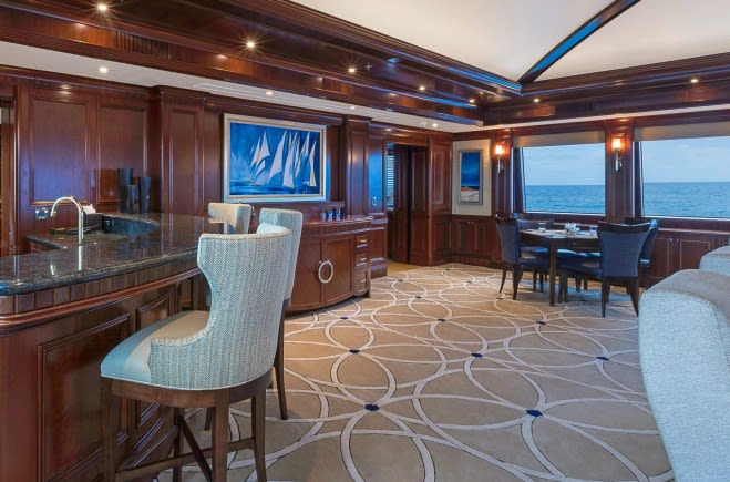 M/Y Sovereign Yacht #15