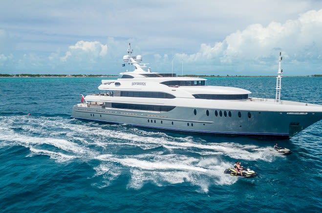 M/Y Sovereign Yacht #2