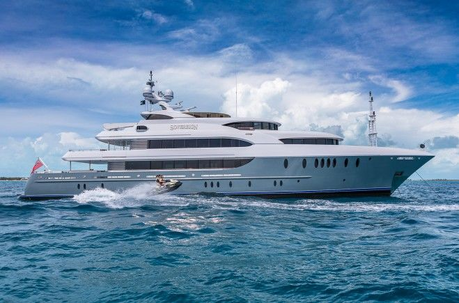Sovereign Yacht Charter | Newcastle Shipyards
