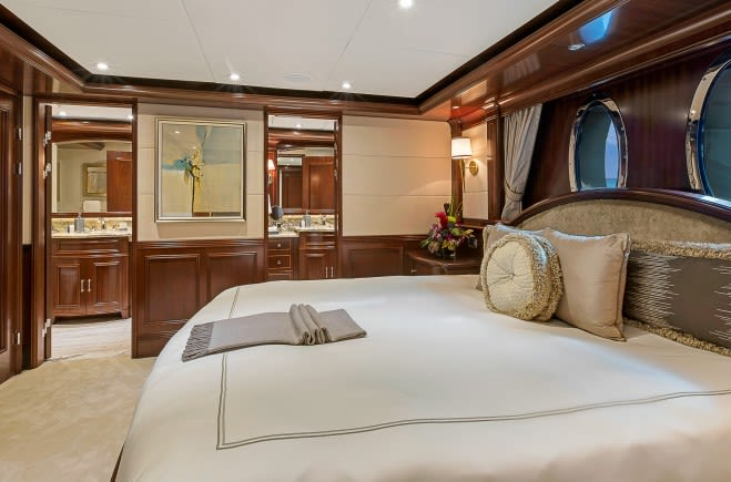M/Y Sovereign Yacht #20