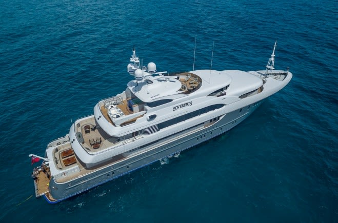 M/Y Sovereign Yacht #4
