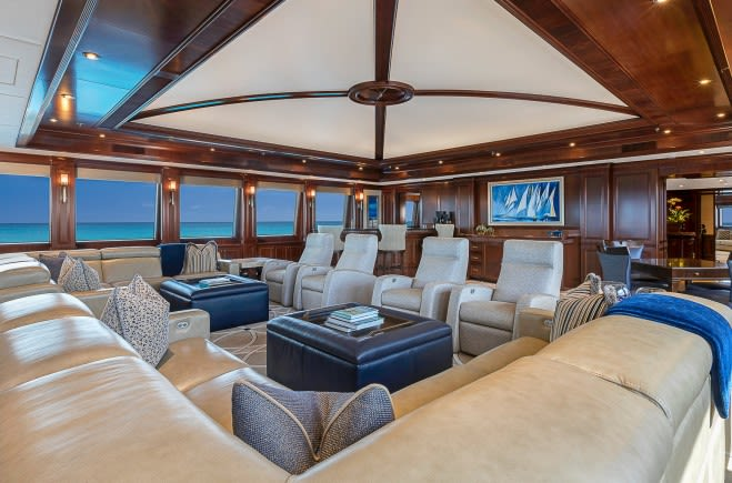 M/Y Sovereign Yacht #13