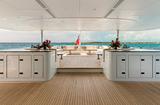 M/Y Sovereign Yacht #6