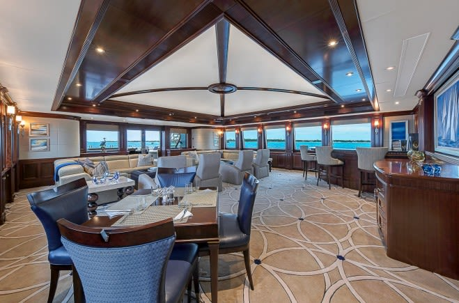 M/Y Sovereign Yacht #14