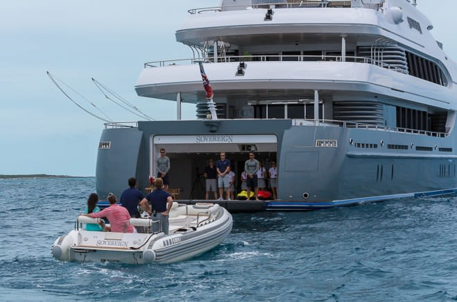 M/Y Sovereign Yacht #11