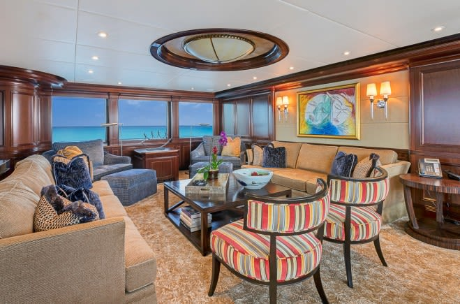 M/Y Sovereign Yacht #17