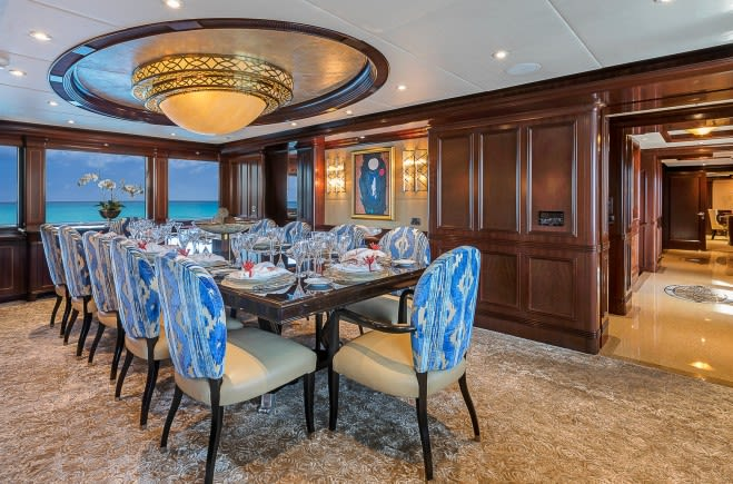 M/Y Sovereign Yacht #16