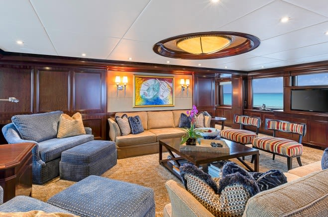 M/Y Sovereign Yacht #18