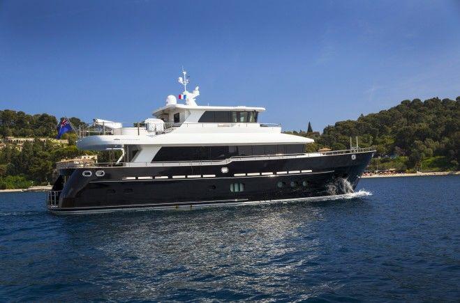 Destiny Yacht Charter | Fifth Ocean Yachts