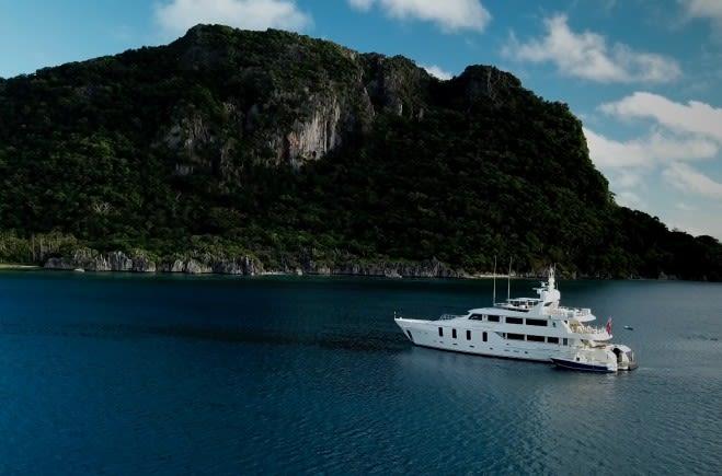 M/Y Silentworld Yacht #4