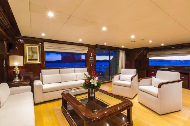 M/Y Silentworld Yacht #17