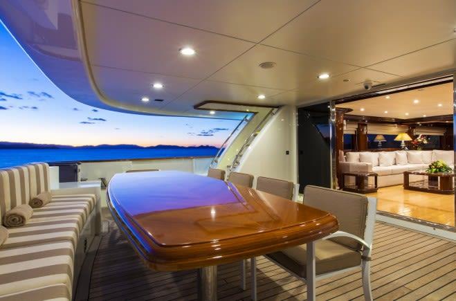 M/Y Silentworld Yacht #14