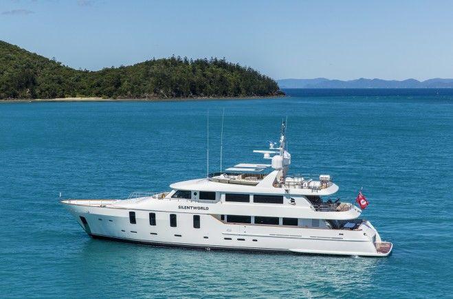 Silentworld Yacht Charter | Astilleros M.CIES