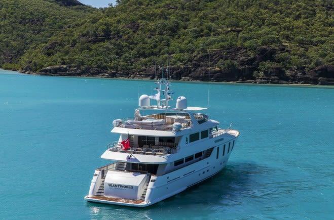 M/Y Silentworld Yacht #3
