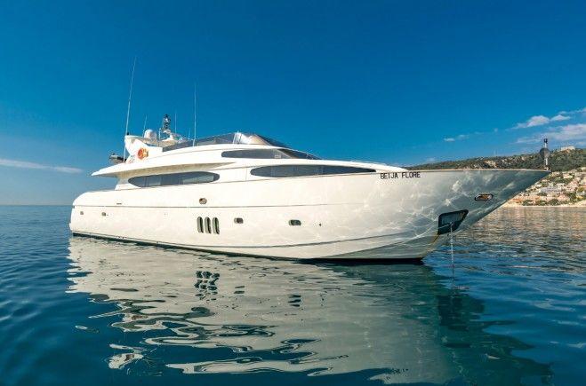 Beija Flore Yacht Charter | Eurocraft Cantieri Navali