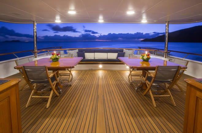 M/Y Teleost Yacht #5