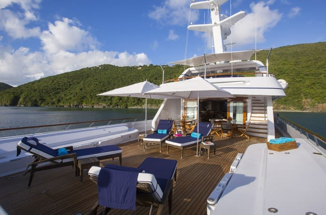 M/Y Teleost Yacht #3
