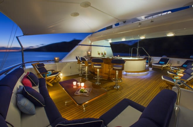 M/Y Teleost Yacht #4