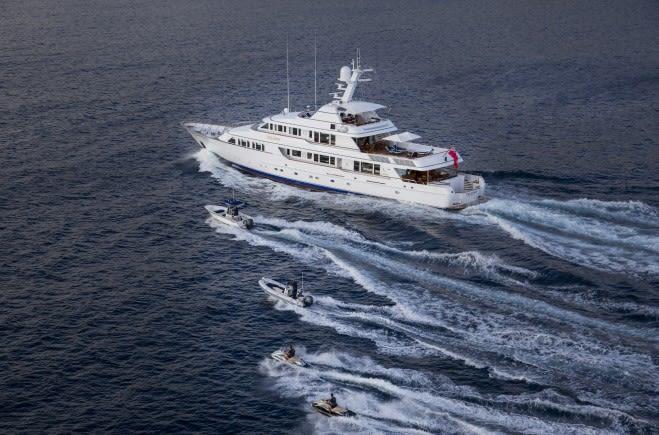 M/Y Teleost Yacht #2