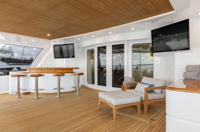 M/Y Broadwater Yacht #9