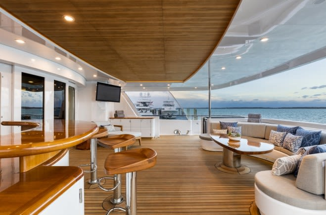 M/Y Broadwater Yacht #3