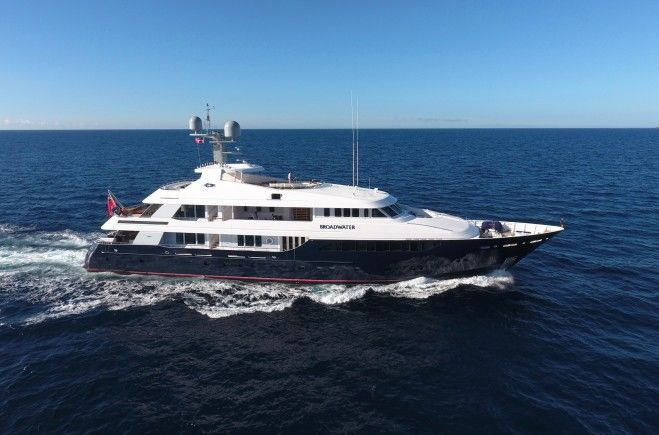 M/Y Broadwater Yacht #1