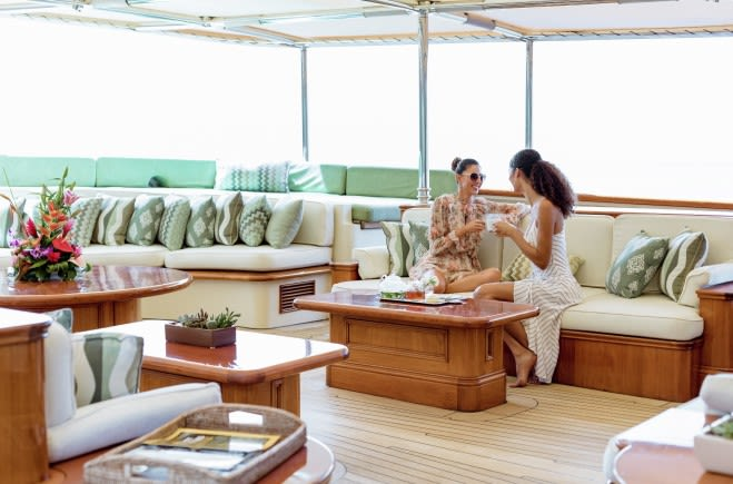 M/Y Nero Yacht #15