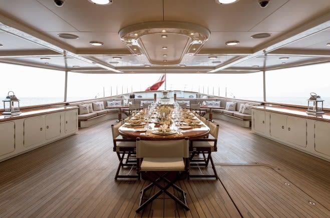 M/Y Nero Yacht #12