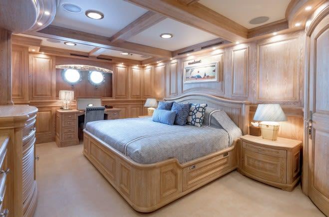 M/Y Nero Yacht #30