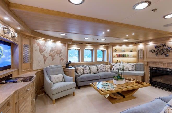 M/Y Nero Yacht #21