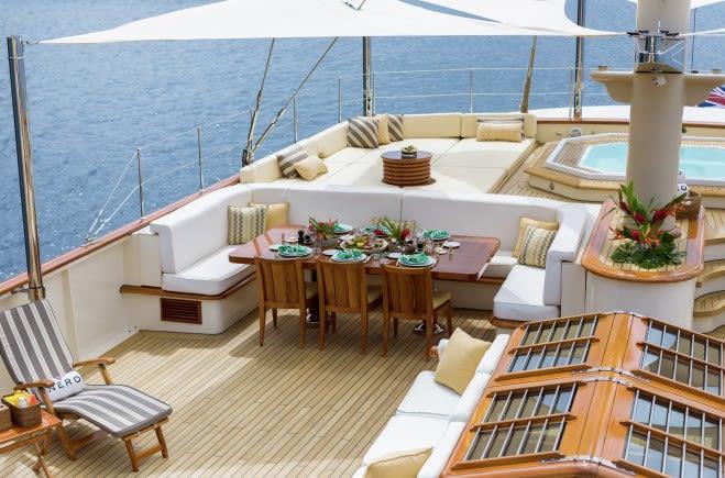 M/Y Nero Yacht #17