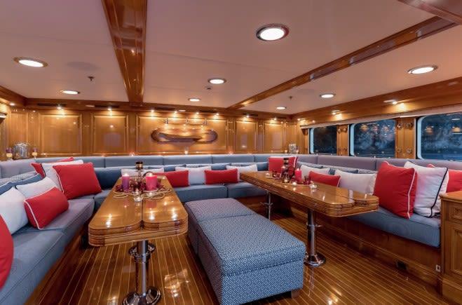 M/Y Nero Yacht #19