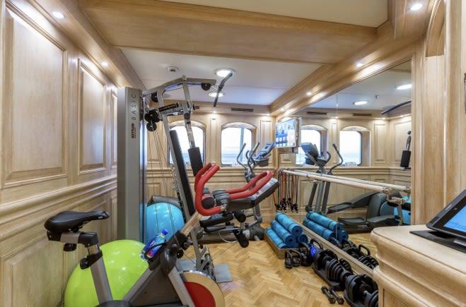 M/Y Nero Yacht #32