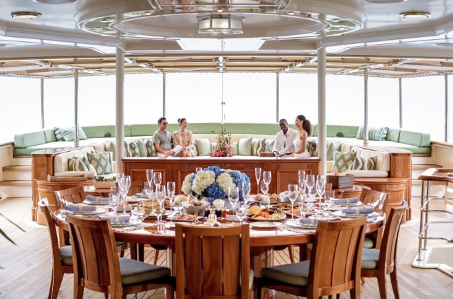 M/Y Nero Yacht #9