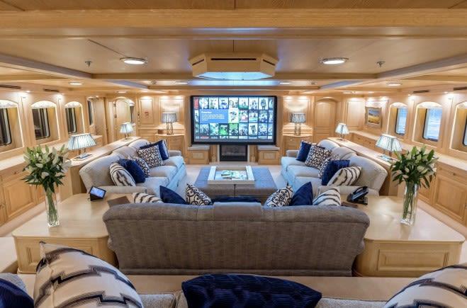 M/Y Nero Yacht #23