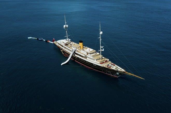 M/Y Nero Yacht #4