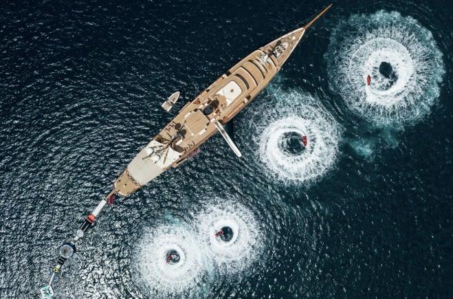 M/Y Nero Yacht #3