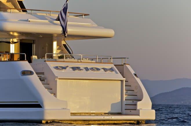 M/Y O'Rion Yacht #13