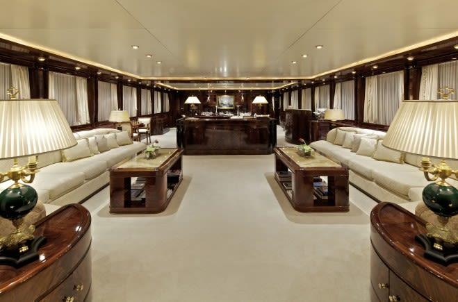 M/Y O'Rion Yacht #15